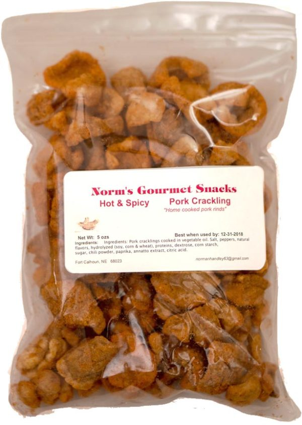 Hot & Spicy Crackling